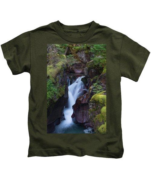Avalanche Gorge 3 Kids T-Shirt