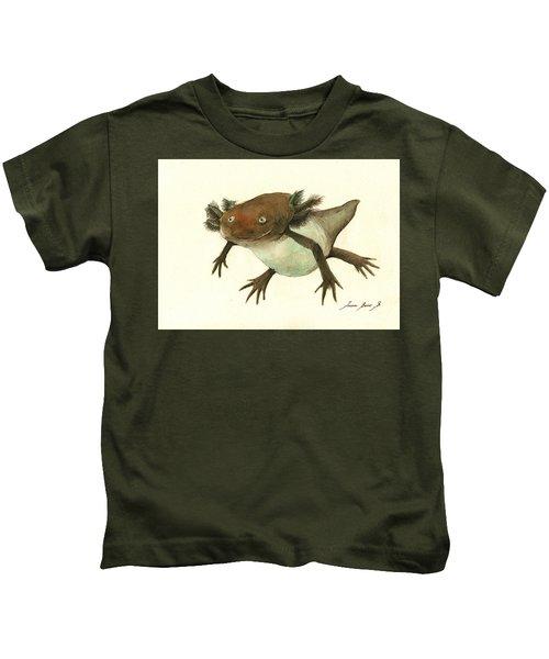 Axolotl Kids T-Shirt
