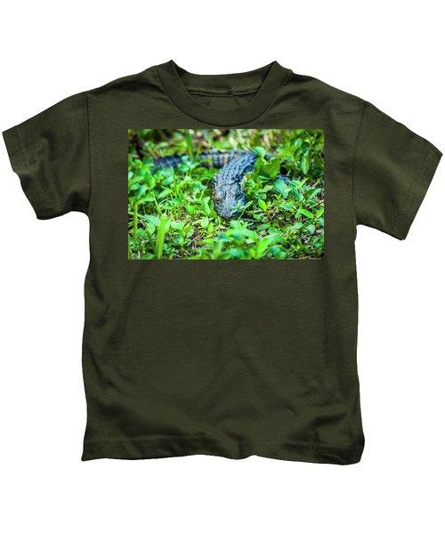 Baby Alligator Kids T-Shirt