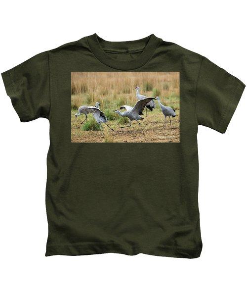 Back Off Kids T-Shirt