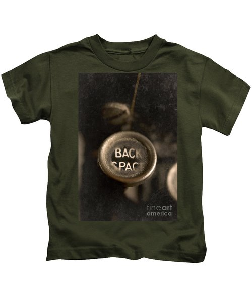 Back Space Kids T-Shirt
