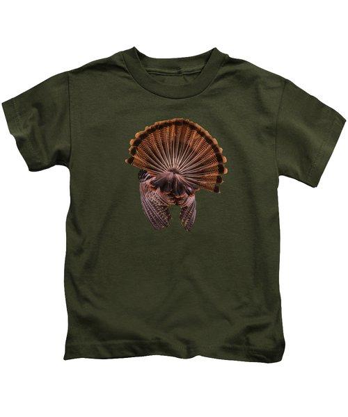 Back View Kids T-Shirt