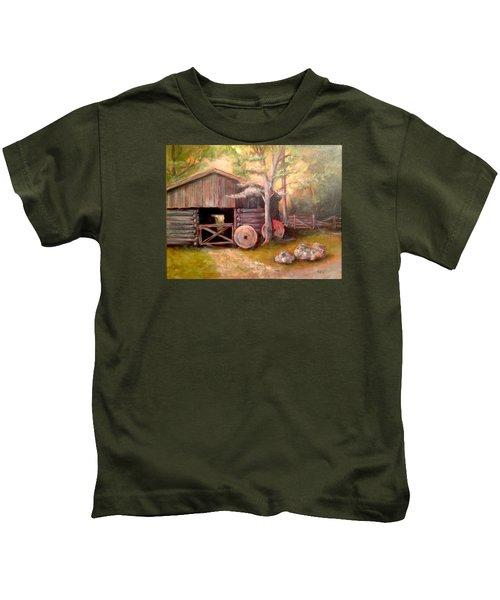 Backwoods Barn Kids T-Shirt