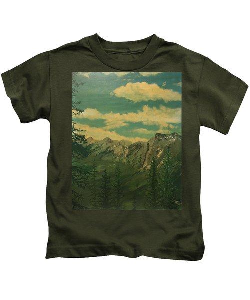 Banff Kids T-Shirt