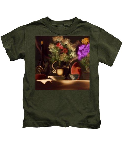 Banquet  Kids T-Shirt