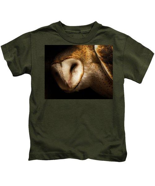 Barn Owl Kids T-Shirt