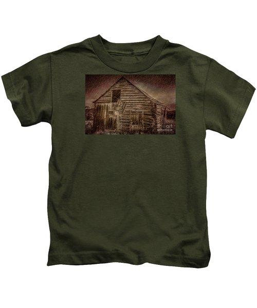 Barn Storm Kids T-Shirt