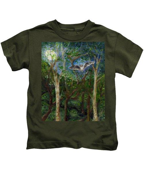 Bat Medicine Kids T-Shirt