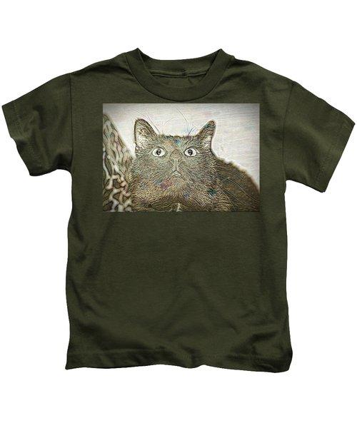 Bb Gazing Kids T-Shirt