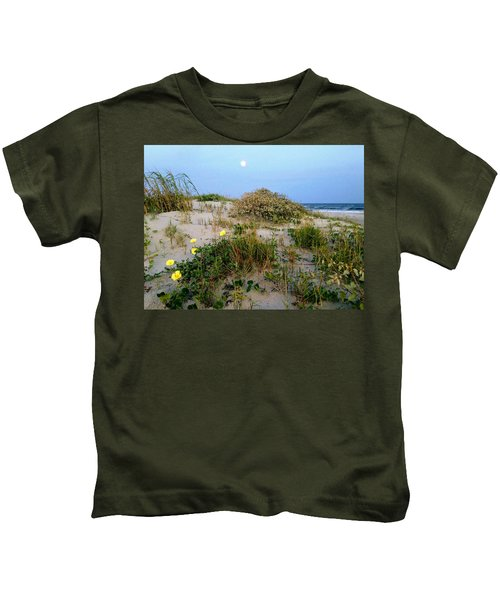 Beach Bouquet Kids T-Shirt