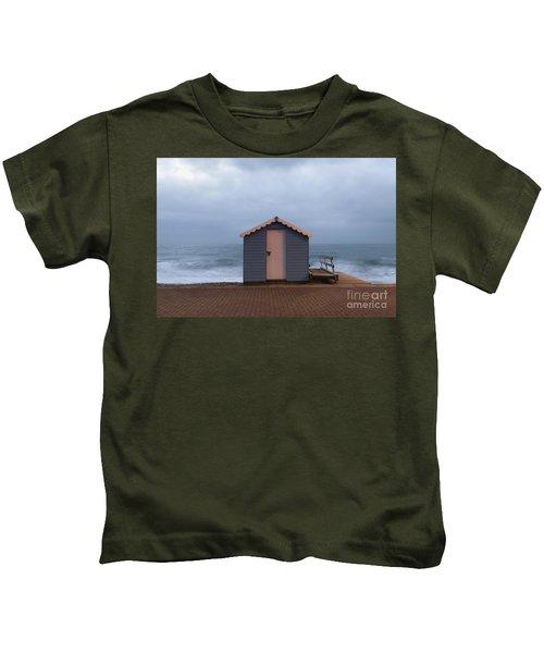 Beach Hut Kids T-Shirt