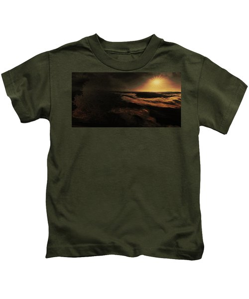 Beach Tree Kids T-Shirt