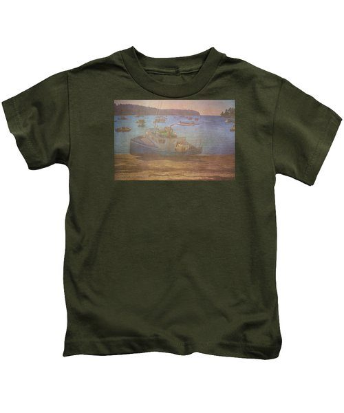 Beached For Cleaning Kids T-Shirt