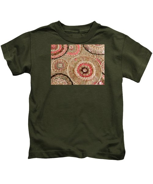Beaded Design Kids T-Shirt