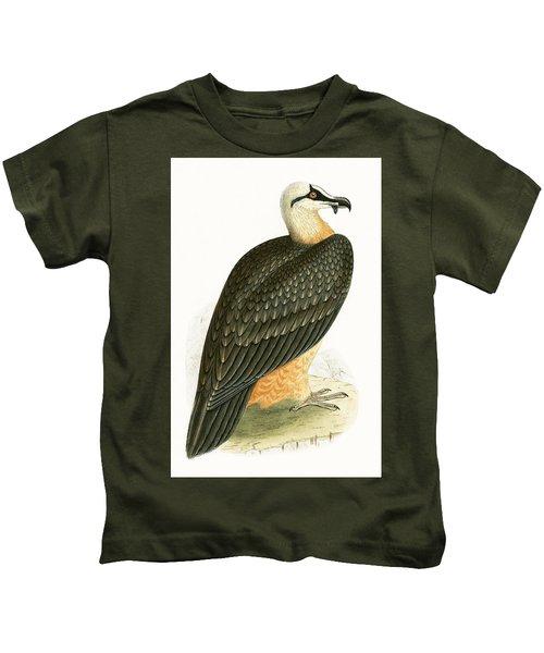 Bearded Vulture Kids T-Shirt by English School