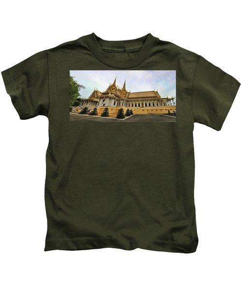 Beautiful Architecture Royal Palace  Kids T-Shirt