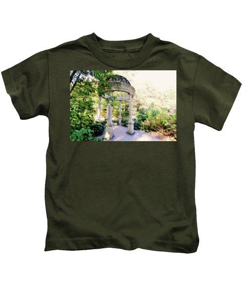 Beautiful Gazebo Kids T-Shirt