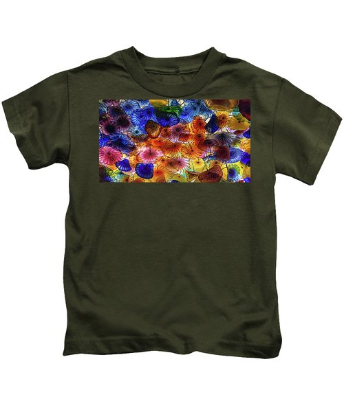 Beauty All Around Us Kids T-Shirt