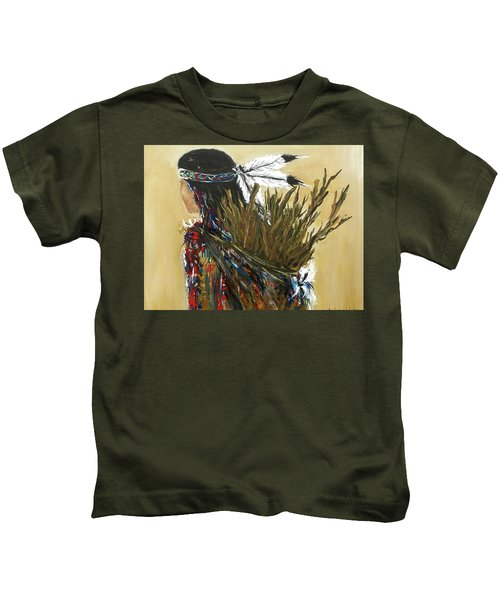 Before Cooking Kids T-Shirt