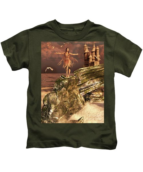 Before The Sun Sets Kids T-Shirt