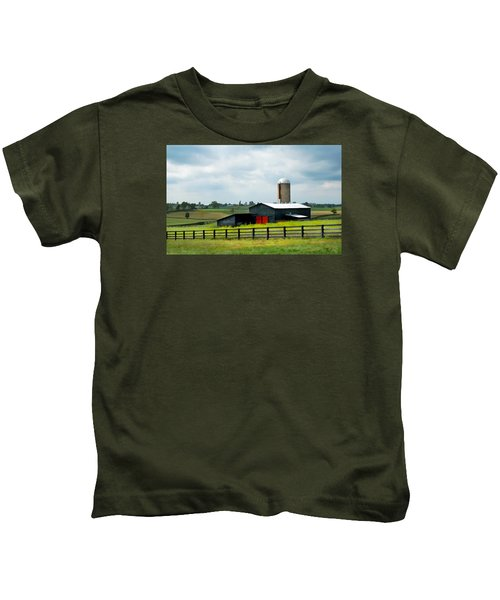 Before Therain Kids T-Shirt