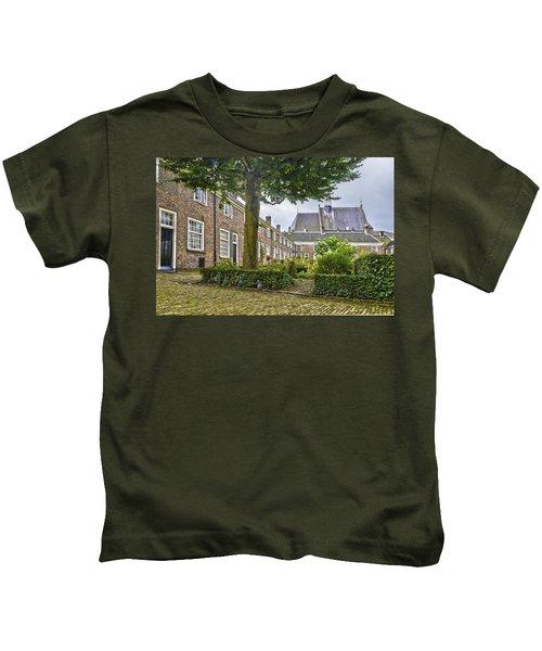 Begijnhof In Breda Kids T-Shirt