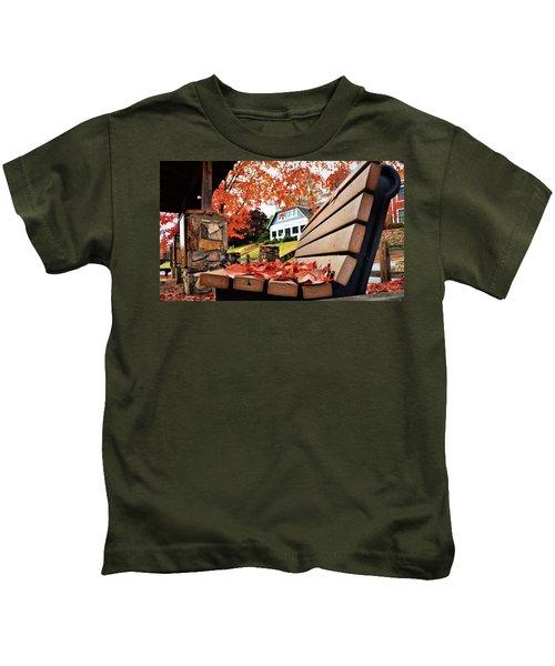 Bench Leaves Kids T-Shirt