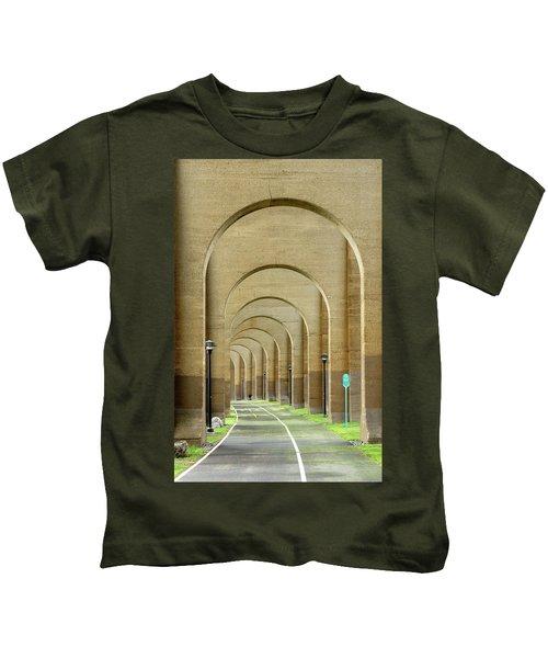 Beneath The Hellgate Kids T-Shirt