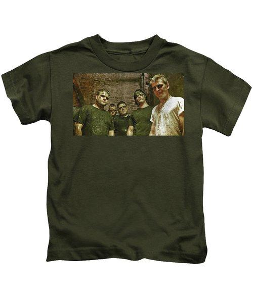 Beneath The Sky Kids T-Shirt
