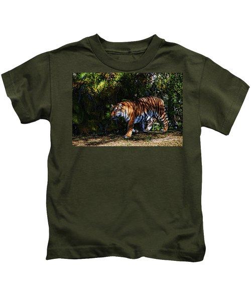 Bengal Tiger - Rdw001072 Kids T-Shirt