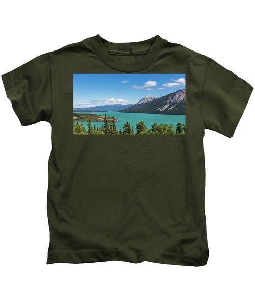Tagish Lake Kids T-Shirt