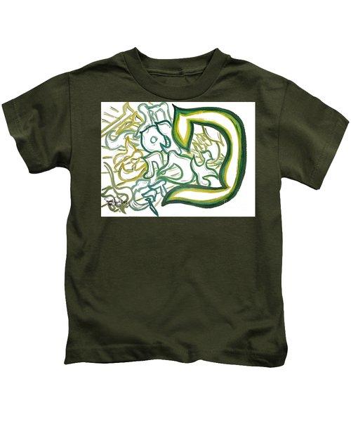 Bereshit In The Pey Kids T-Shirt