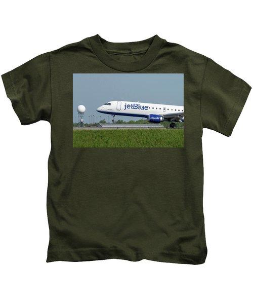 Best In Blue Kids T-Shirt
