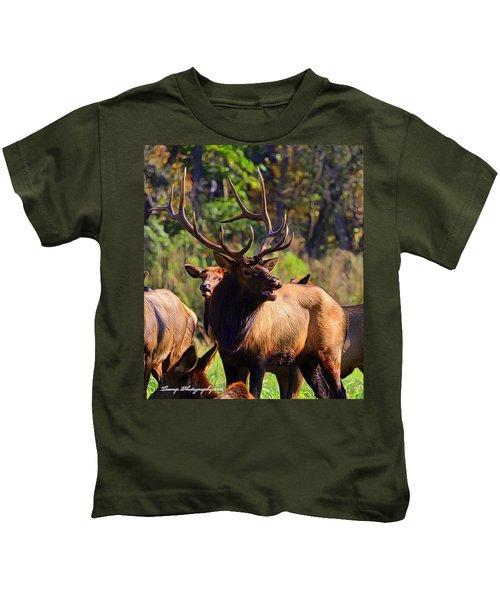 Big Elk Kids T-Shirt