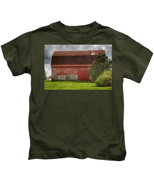 0005 - Big Red Iv Kids T-Shirt