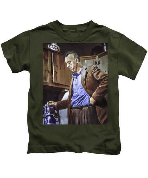 Bill Wilson Kids T-Shirt