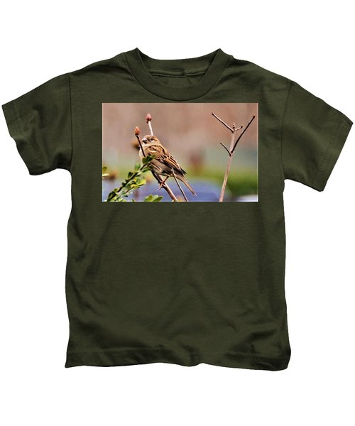 Bird In The Cold Kids T-Shirt