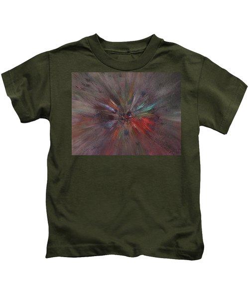 Birth Of A Soul Kids T-Shirt