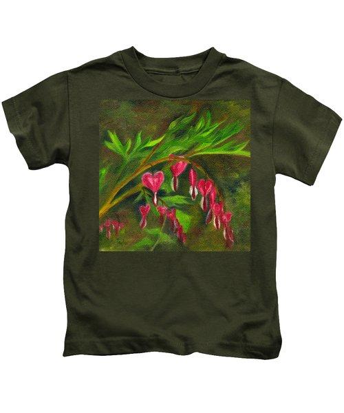 Bleeding Hearts Kids T-Shirt