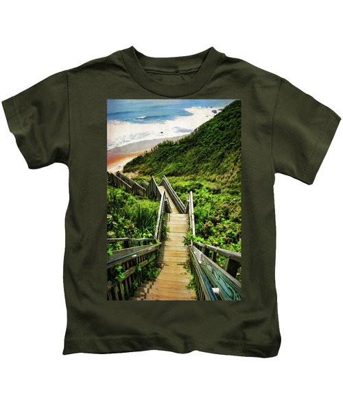 Block Island Kids T-Shirt