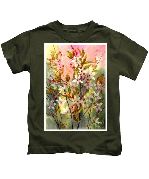 Blooming Magical Gardens I Kids T-Shirt