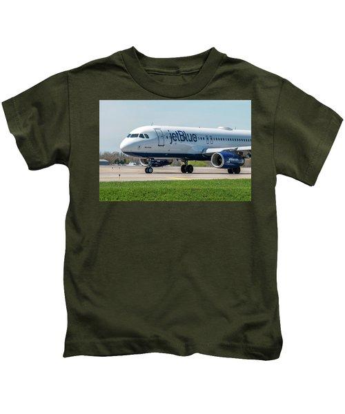 Blue Belle Kids T-Shirt