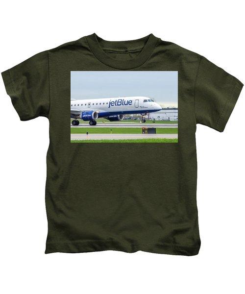 Blue - It's The New Black Kids T-Shirt