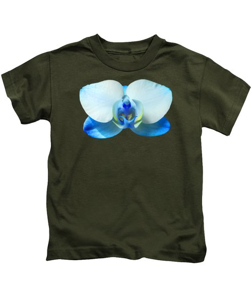 Blue Orchid 1 Kids T-Shirt