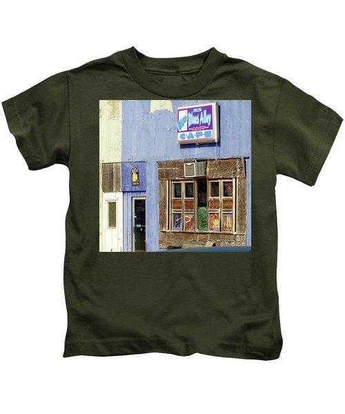 Blues Alley, Clarksdale Kids T-Shirt