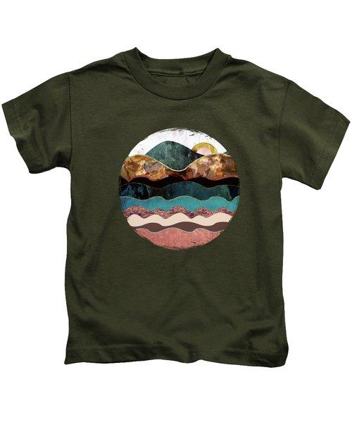 Blush Moon Kids T-Shirt