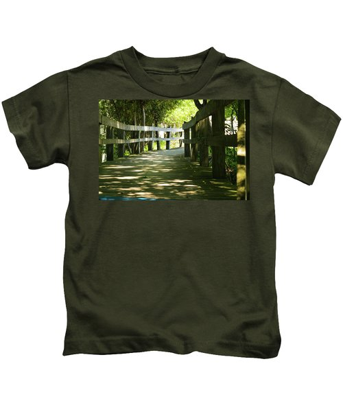 Boardwalk Kids T-Shirt