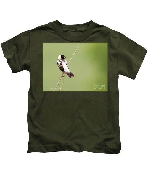 Bobolink Looking At You Kids T-Shirt