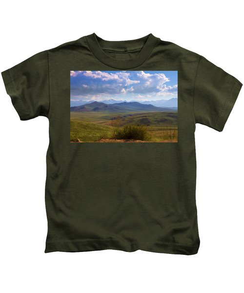 Bodie Hills Kids T-Shirt