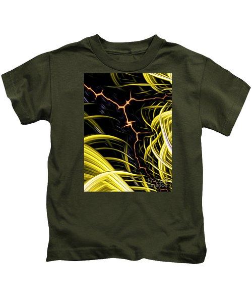 Bolt Through Kids T-Shirt
